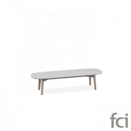 Match Rectangular Wooden Coffeetable By Calligaris Starting From 304 Showroom Open 7