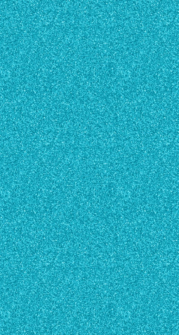 Teal Aqua Turquoise Glitter, Sparkle, Glow Phone Wallpaper