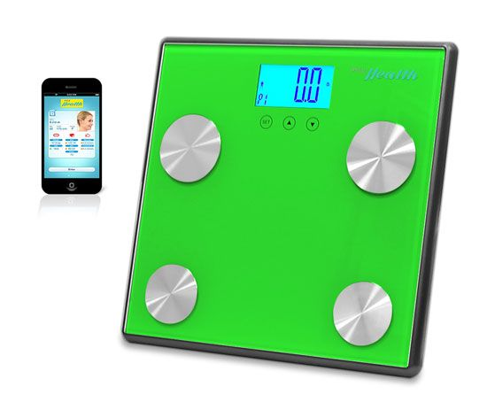 Bluetooth Digital Weight and Personal Health Scale with