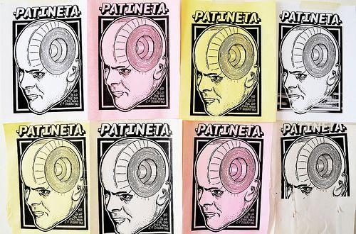 Patineta.cl I.D // dibujo sucio  tomas dintrans.Chile,2012