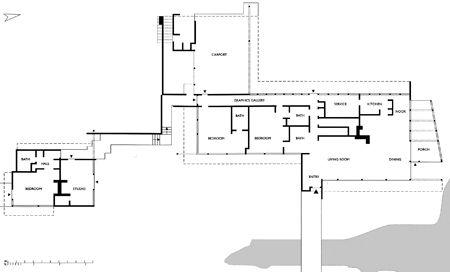 Moore House Par Richard Neutra Moore House Richard Neutra House Plans