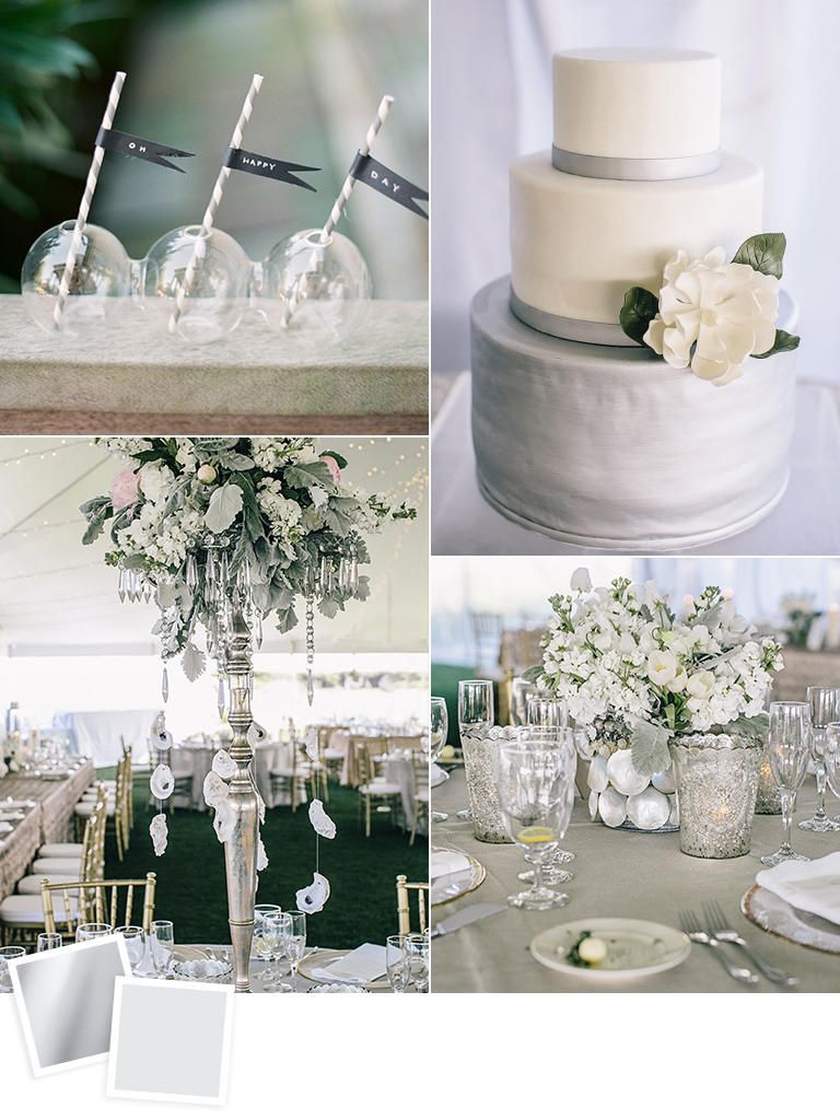 12 Fall Wedding Color Combos to Steal | Pinterest | Gray wedding ...
