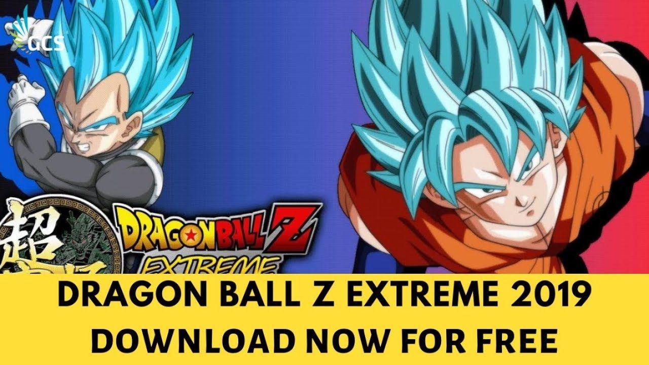 [FREE DOWNLOAD] DRAGON BALL Z EXTREME 2019 PC GAME