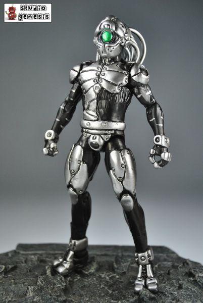 Godseye Custom Action Figure   Custom Action Figures By ...