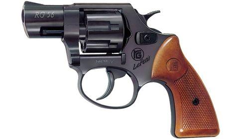 ROHM RG-56  22 Blank Revolver   Blank Pistols   Revolver, Revolver