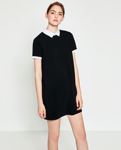 f1baf05b Image 2 de ROBE POLO de Zara | ZARA | Dresses, Shirt Dress et Short ...
