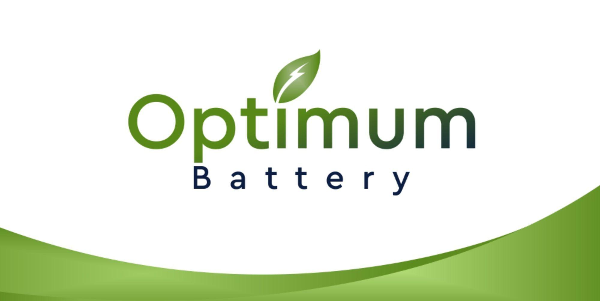 Car Battery Store Recycling Centre Optimum Battery Sells