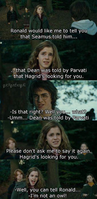 I M Not An Owl Harry Potter Love Harry Potter Funny Harry Potter Day