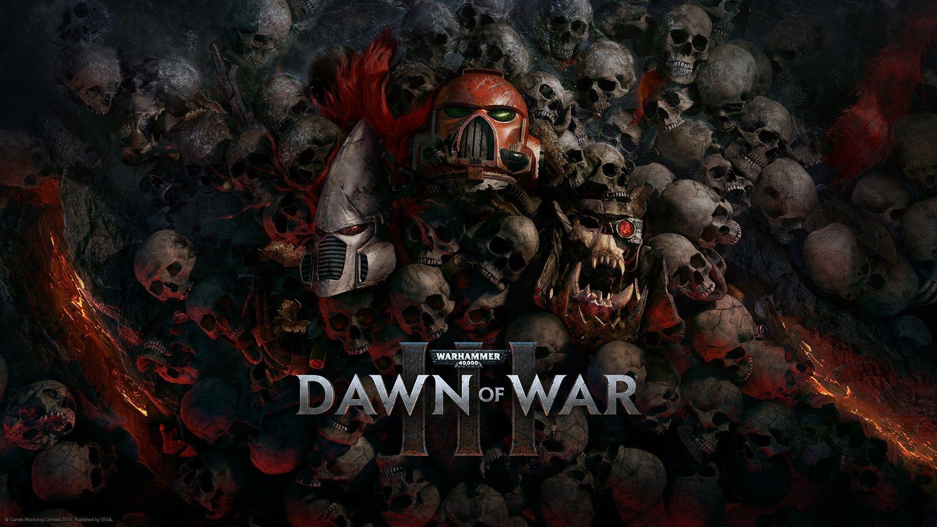 Warhammer 40k death company wallpaper - Warhammer 40 000 Dawn Of War Iii Wallpapers Cool Hd