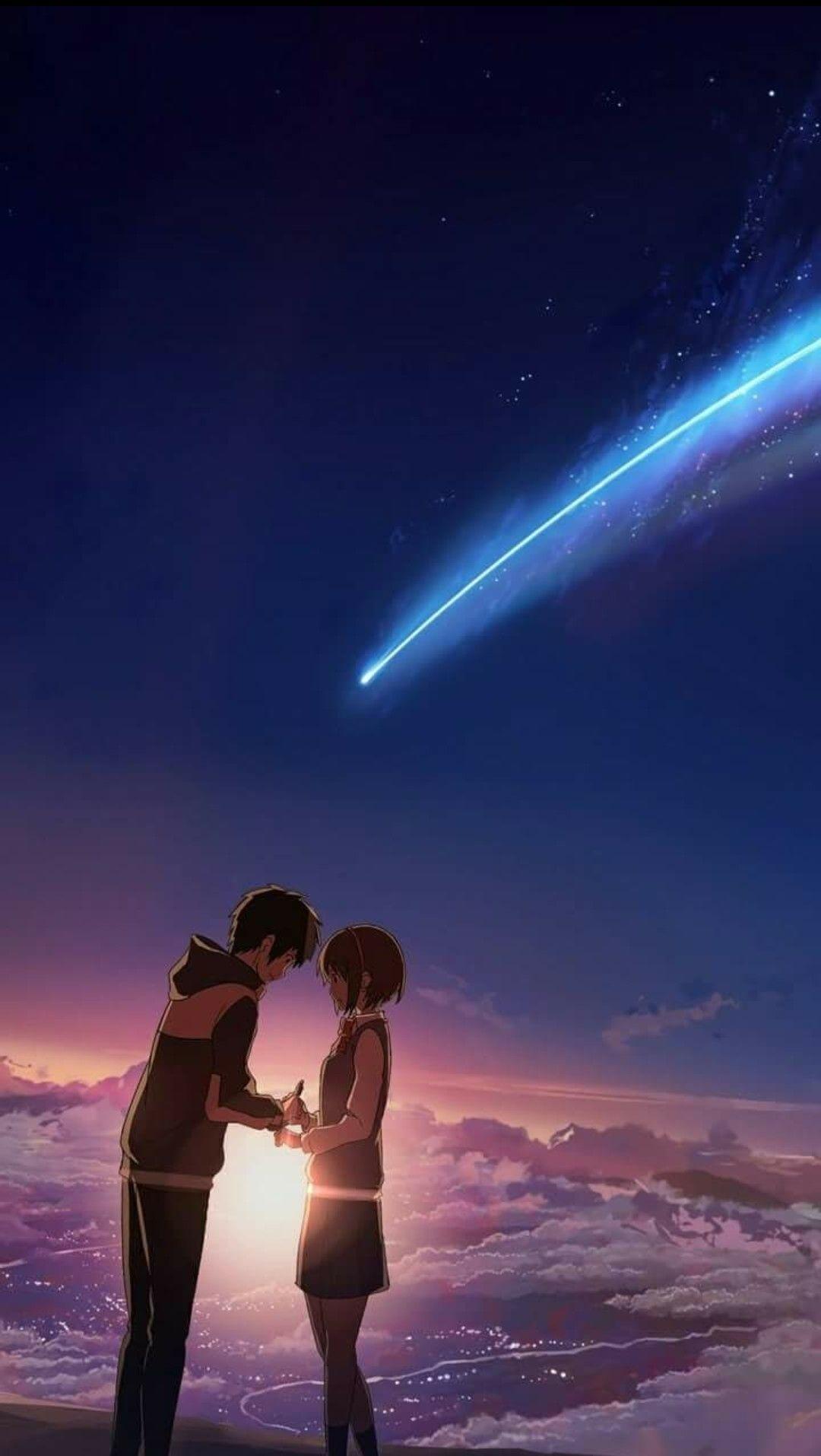 Kimi no na wa(Your name) (con imágenes) Películas de anime