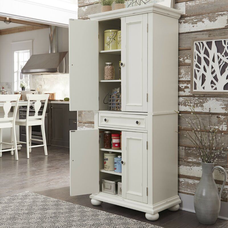 Rochford 72 Kitchen Pantry White Kitchen Pantry Kitchen Design