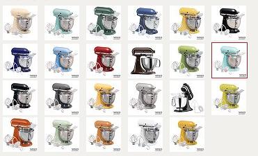 Kitchenaid Artisan 5qt Mixer Only 144 Shipped Lots Of Color Choices Kitchenaid Artisan Mixer Kitchen Aid