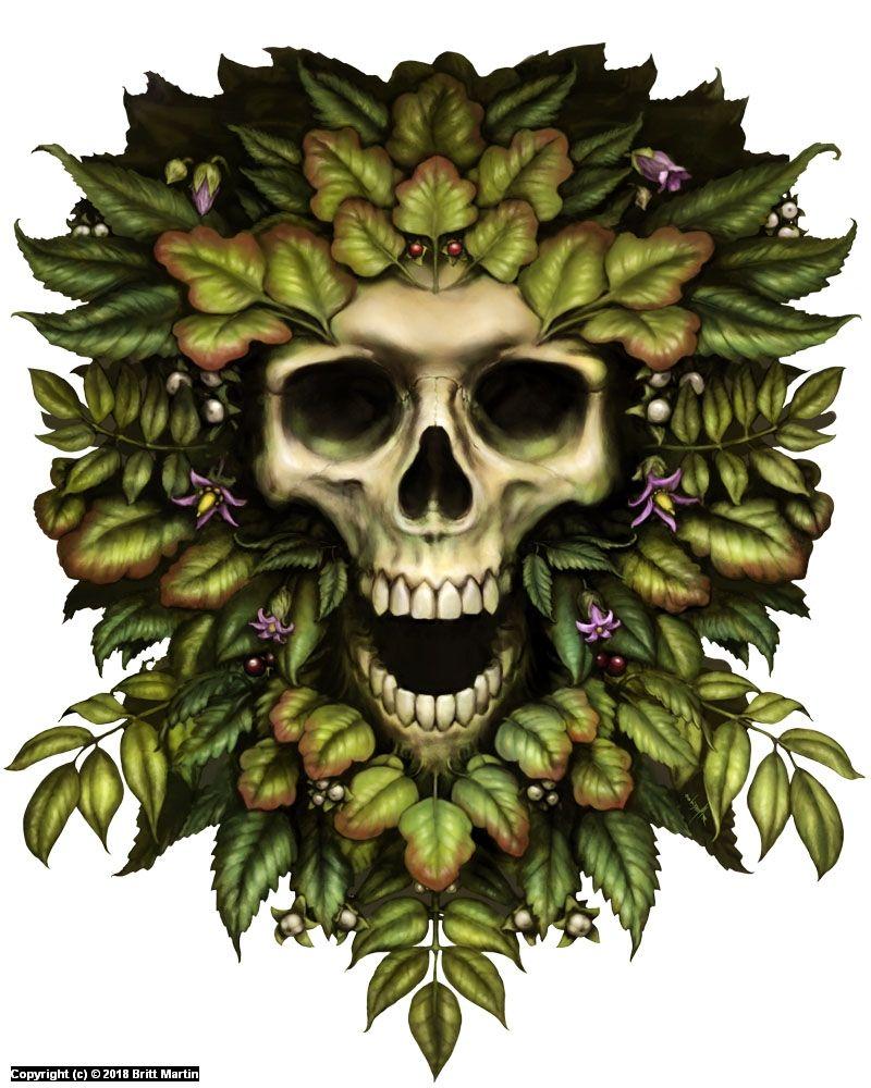 Toxic Greenman Art Art Gallery Artist