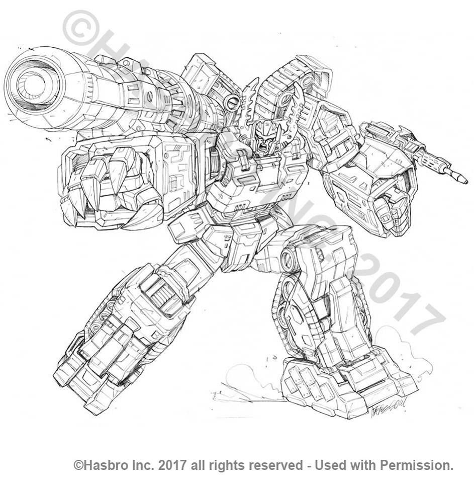 More Packaging Art For Transformers Combiner Wars By Marcelo Matere Transformers Coloring Pages Coloring Pages Bear Coloring Pages