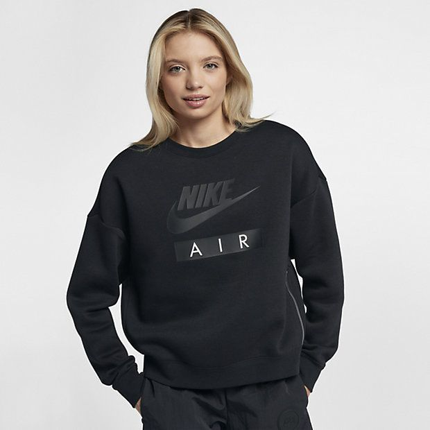 1cc666fdf7ff Find the Nike Sportswear Rally Women's Crew at Nike.com. Enjoy free  shipping and returns with NikePlus.