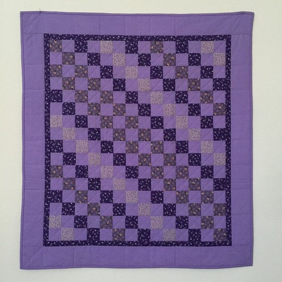 Baby quilt handmade Baby quilts Baby girl quilt by GotBabyGetQuilt