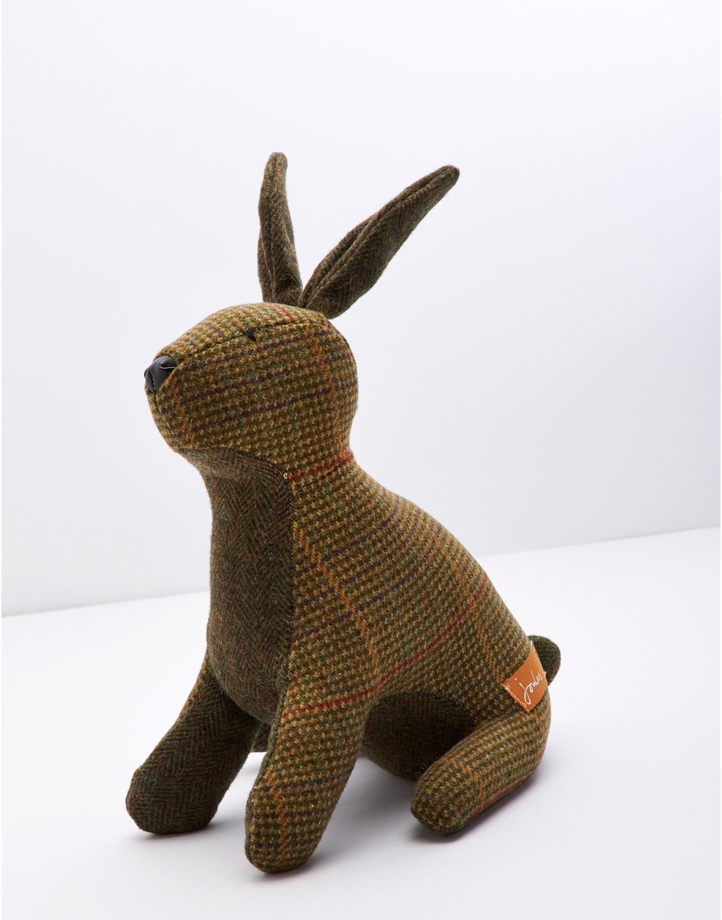 Animal Door Stops Uk Hare Dora Tweed Door Stop Size One Size Joules Uk Игрушки из