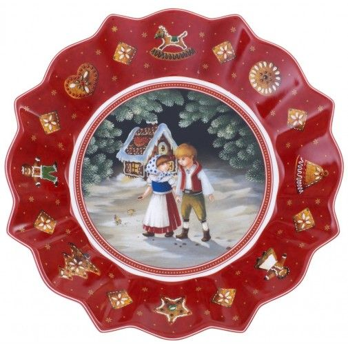 Villeroy & Boch Toy\'s Fantasy Coupe grande Hänsel & Gretel-01 ...