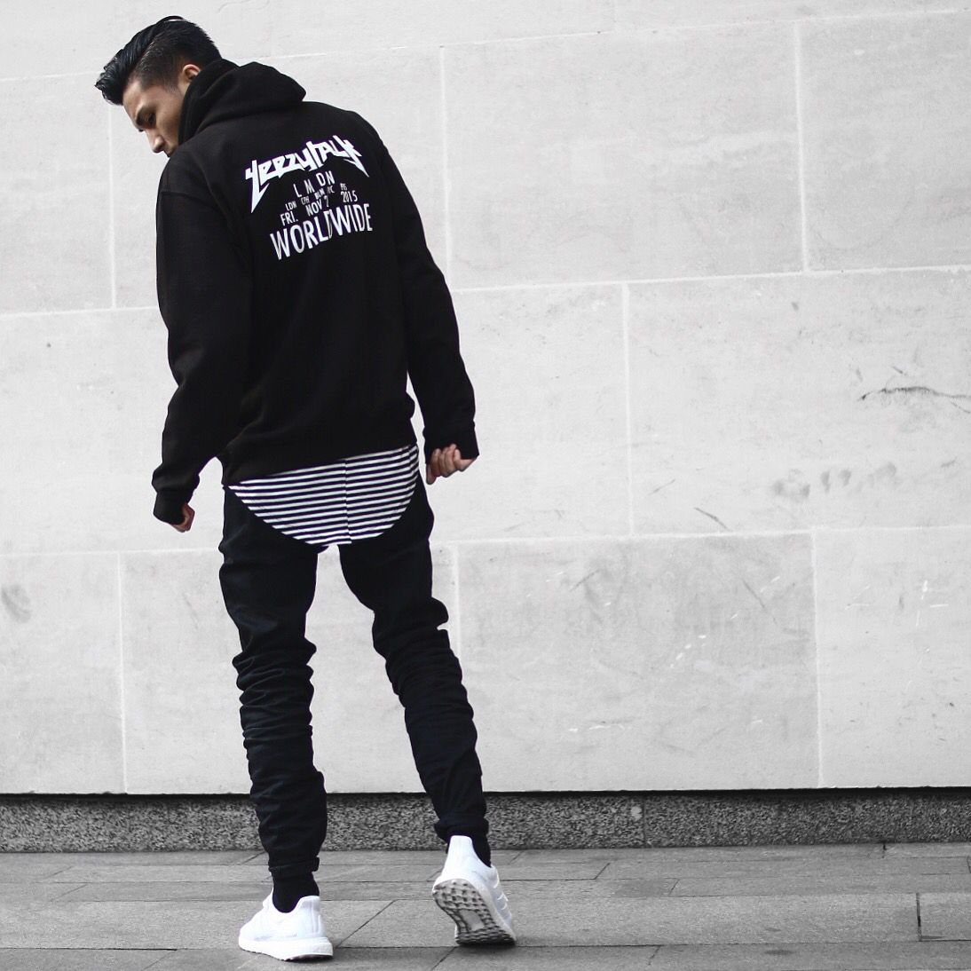 Men 39 S And Womens Fashion Clothing Apparel Minimal Streetwear Street Style Outfit 2017