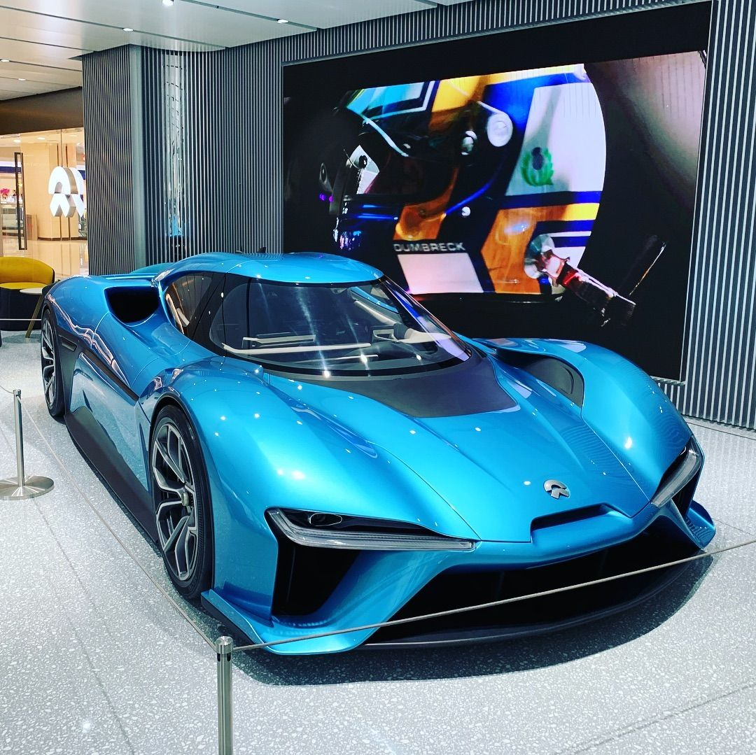 Some Interesting Cars Spotted In China Nio Electriccar Nioep9 Nioes8 Suv Wagon Honda Truck Van Super Cars Cars Electric Car