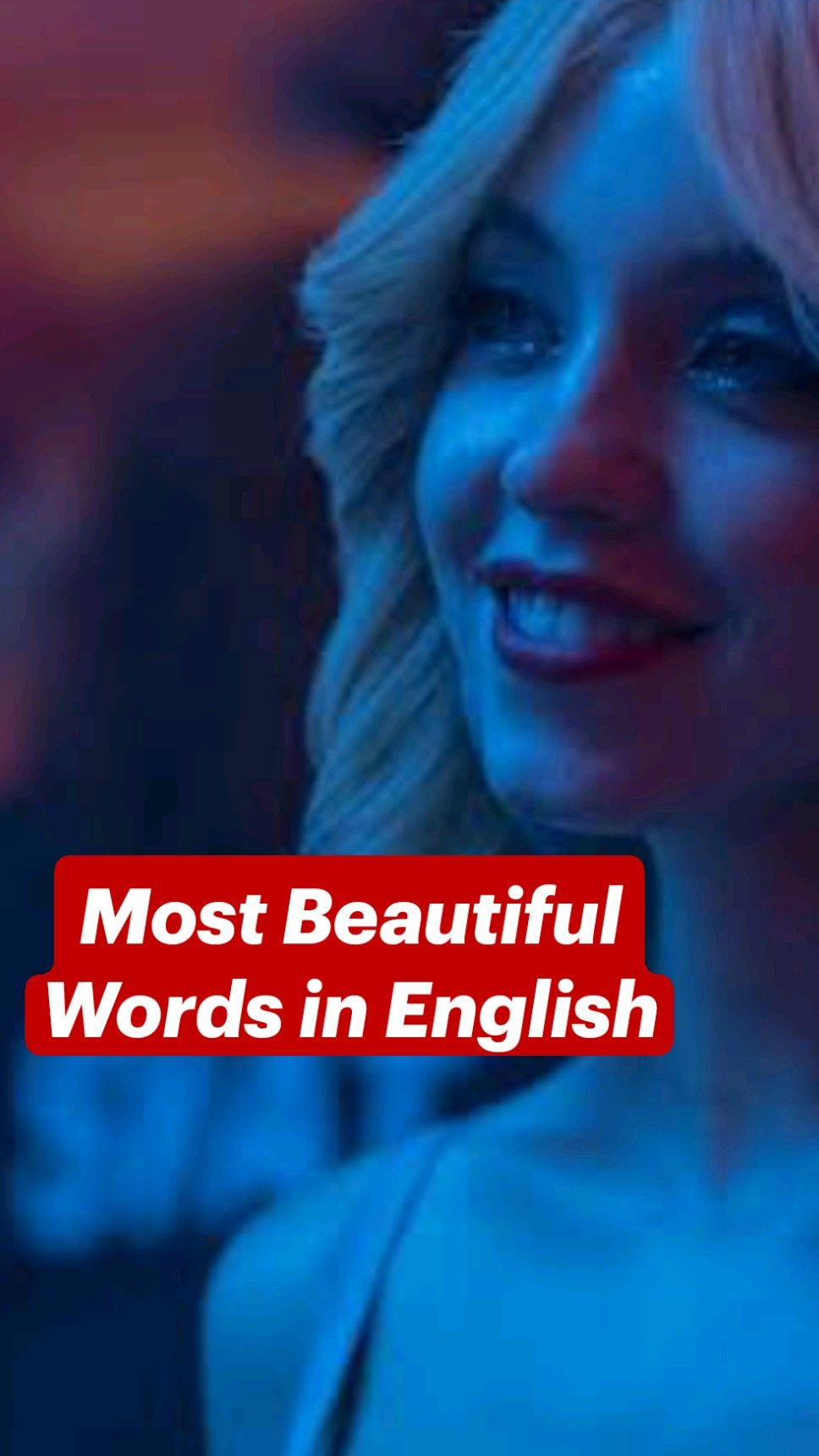 Most Beautiful Words in English