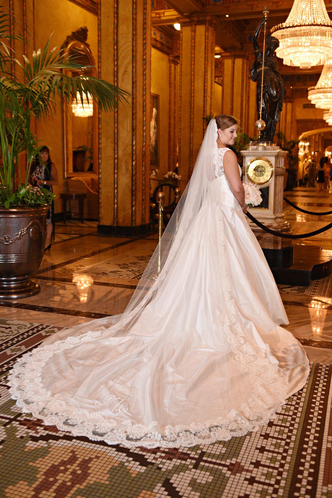 Real Wedding Inspiration: Jenna + William\'s New Orleans\' Wedding ...