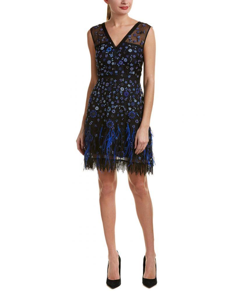 22414c6ef777 Elie Tahari Silk Sheath Dress | FAFAFAfashion | Dresses, Sheath ...