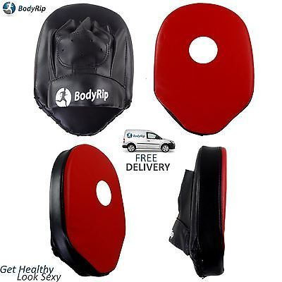 Bodyrip boxing #punching flat #target focus punch mitt pad martial arts #exercise,  View more on the LINK: http://www.zeppy.io/product/gb/2/171426585446/
