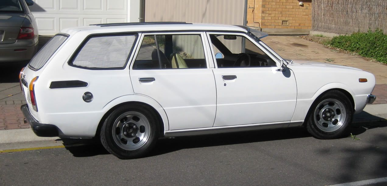 Ke38 Ke38 Wagon Corolla Wagon Wagon Toyota Corolla
