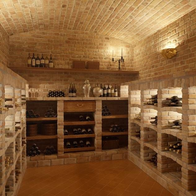Bodegas de vino ideas im genes y decoraci n wine - Decoracion de bodegas ...