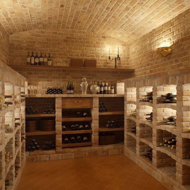 Bodegas de vino ideas im genes y decoraci n bodegas - Bodegas en sotanos de casas ...