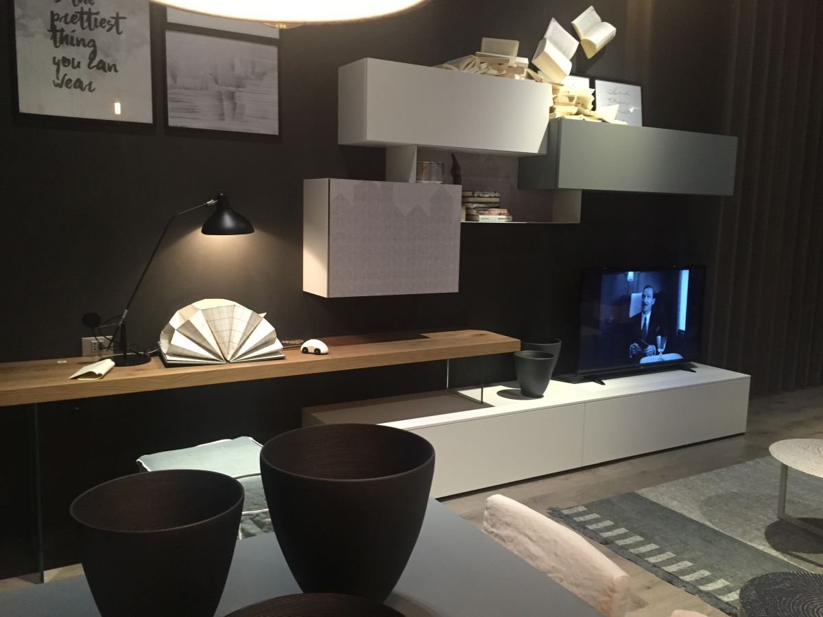 Modern Wall Unit Designs Gone Beyond The Obvious Desk Wall Unit