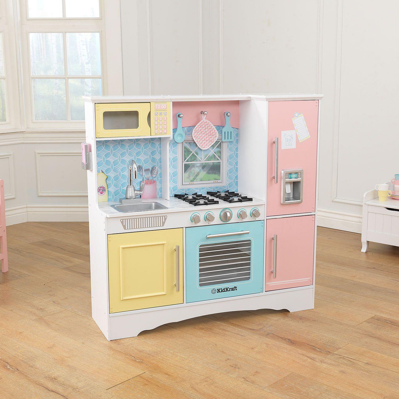 Classic Cook S Kitchen Sam S Club Play Kitchen Pretend Kitchen Kitchen