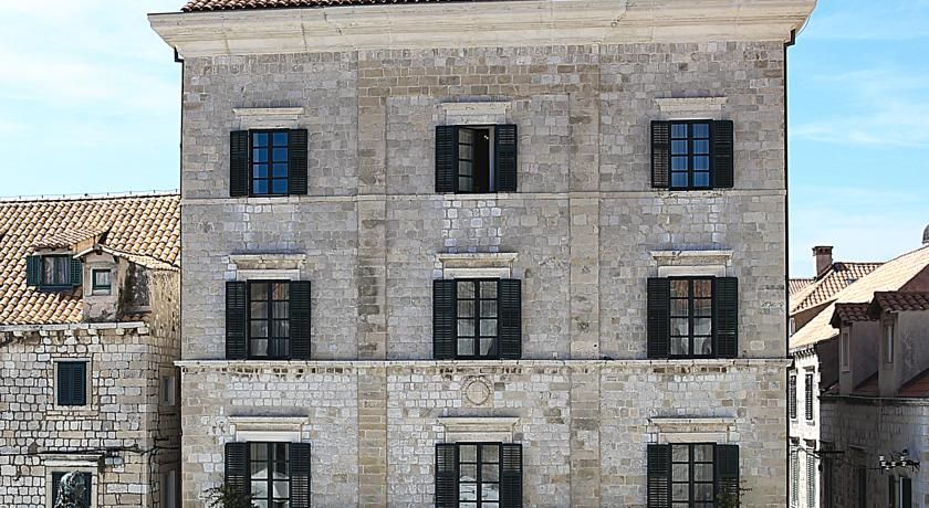 泊ってみたいホテル・HOTEL|クロアチア>ドゥブロヴニク>クラシックな建築様式と5つ星の設備を兼ね備えたホテル>ザ プチチ パレス(The Pucic Palace)