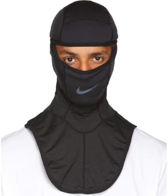 Nike Black Matthew Williams Edition Balaclava Black Nikes Fashion Outfits Tech Fashion