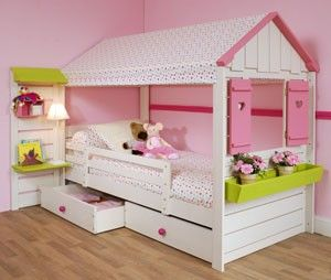 lit cabane petite cabane machambramoi kiddiz pinterest. Black Bedroom Furniture Sets. Home Design Ideas
