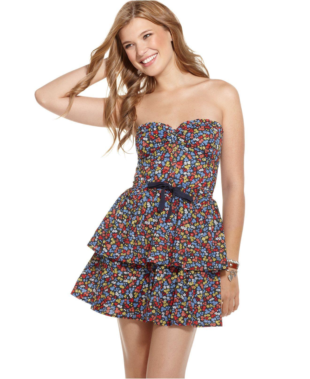 1de3d8ca4b53f5 Tommy Girl soo cute!!!!   My Style   Summer dresses, Girls dresses ...