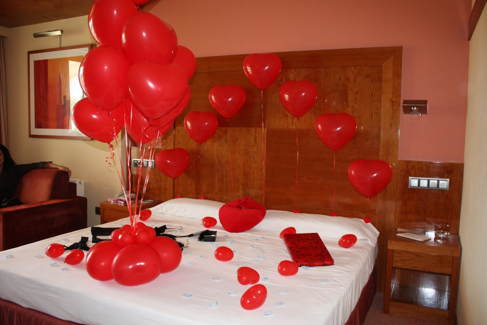 Img 8110 jpg 1600 1067 ideas de decoraci n romantica for Decoracion noche romantica