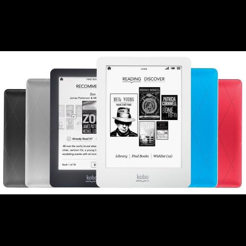 4 Colors Ebook Reader Kobo Glo N613 E Ink 6 Inch 1024x768 2gb Front Light Electroniceverything Ebook Reader Kobo Ereader Cnet