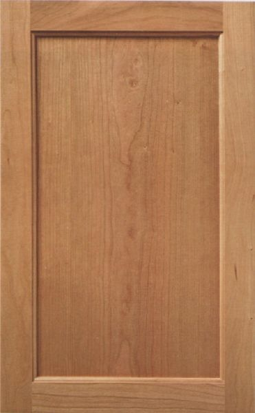 Inset recessed flat panel cabinet door delaware acme for Acme kitchen cabinets
