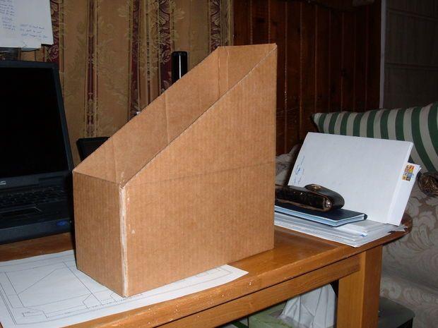 Cardboard Magazine Holders Homemade Cardboard Magazine Box  Homemade Magazines And Box