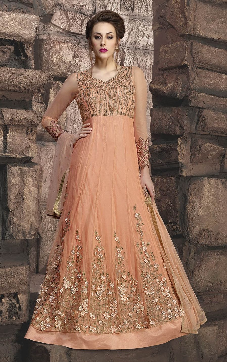 00c750e00b ... #WorldwideShipping #online #shopping Shop on  international.banglewale.com,Designer Indian Dresses,gowns,lehenga and  sarees , Buy Online in USD 85.65