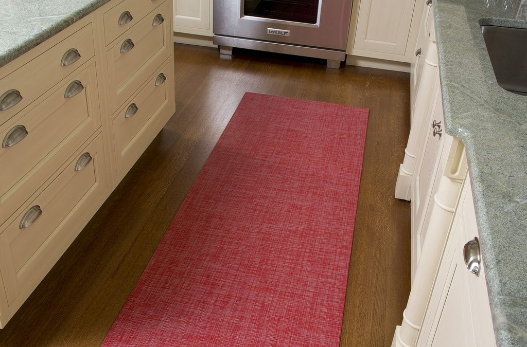 CHILEWICH WOVEN FLOOR MAT CHILEWICH FLOORMATS FOR THE KITCHEN