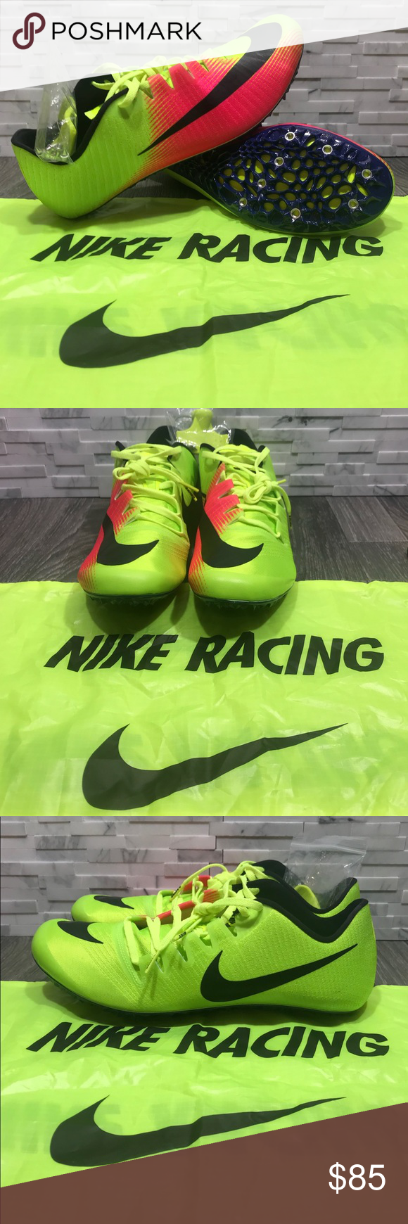 2beccfb8710ac NWOT Nike Zoom Forever XC 5 Track Spike Sz 12.5 Men s Nike Zoom Forever XC 5