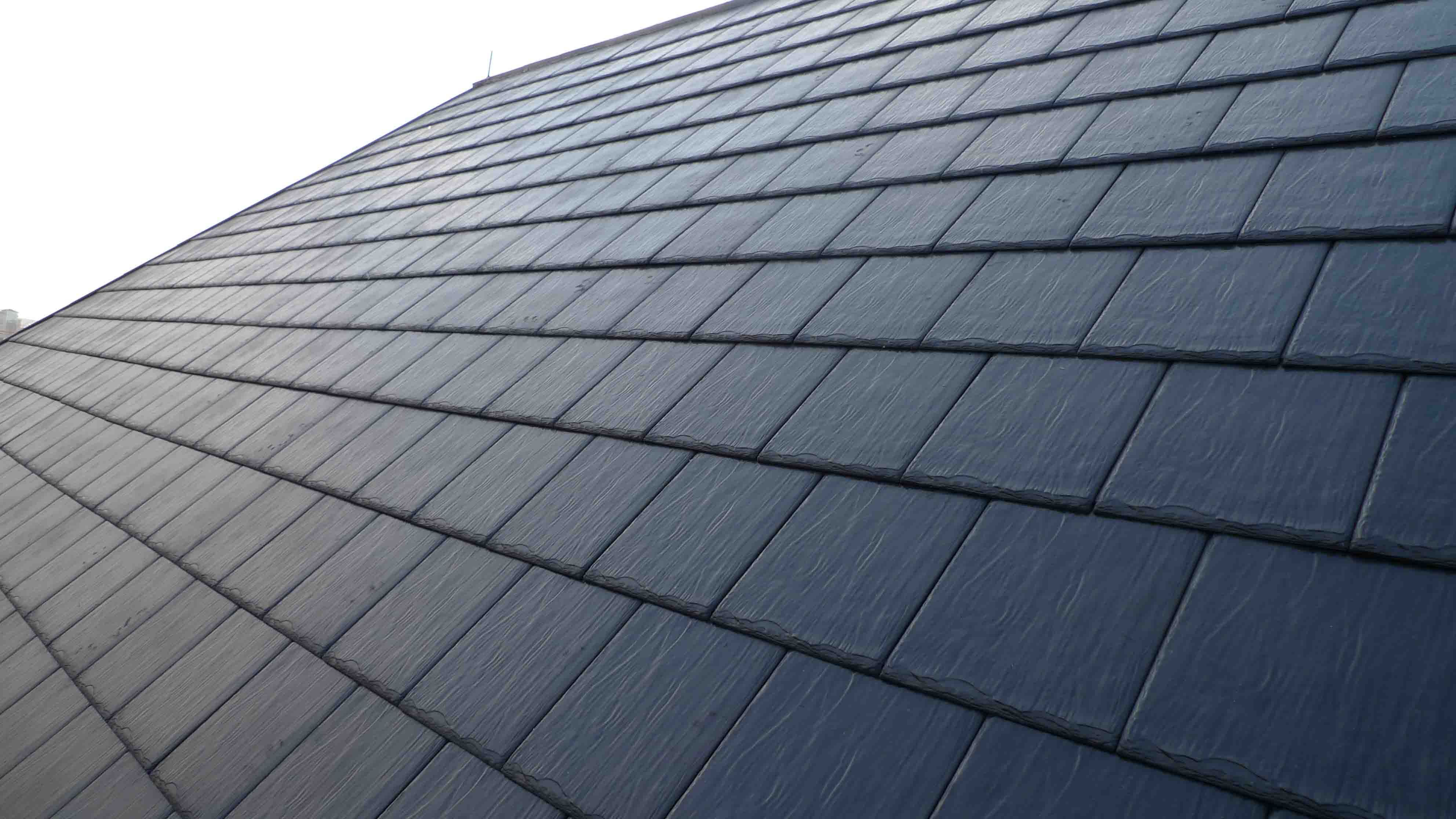 Slate Roof (With images) | Roof tiles, Terracotta roof ...