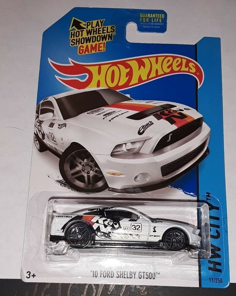 Details About 2015 Hot Wheels Diecast 1 64 Christmas 2010 Ford Shelby Gt500 Supersnake Bx20 Shelby Gt500 Hot Wheels Ford Shelby