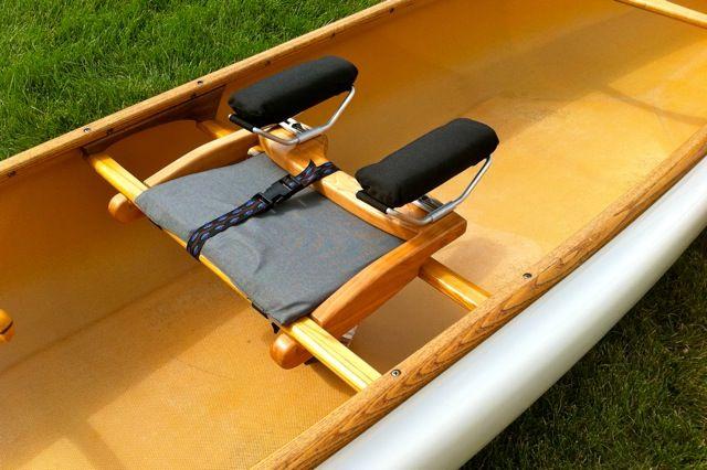 Solo Canoe Yoke Plans For Portaging Paddlinglight Com Canoe Canoe Fishing Wooden Boat Plans