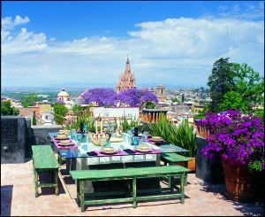 Casa Castilla San Miguel De Allendes Beautiful Places