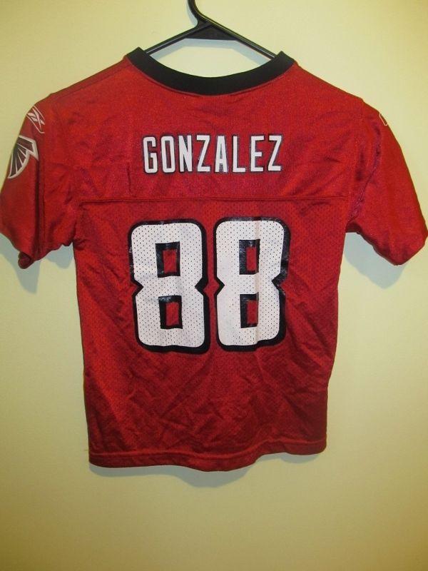 Tony Gonzalez - Atlanta Falcons Jersey - Child 7 Football Jerseys 2cdb46b7d