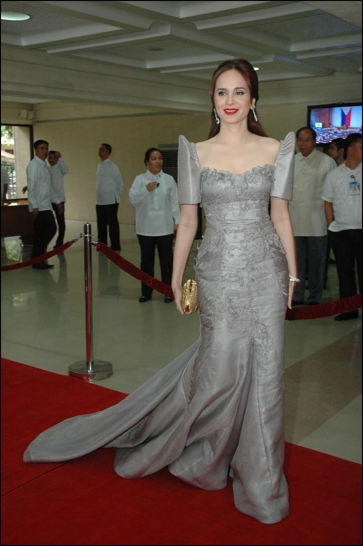 Lucy torres Filipiniana Gowns | Dresses and Gowns Ideas | Pinterest